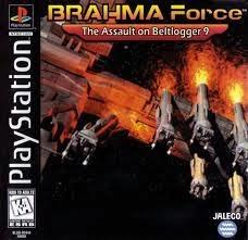 Brahma Force - The Assault On Beltlogger 9 - PS1 - ISOs Download
