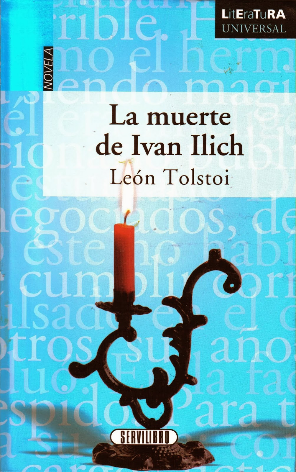 la muerte de ivan ilich de leon tolstoi: