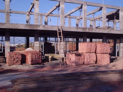 Bidang kerja pembinaan luas skop