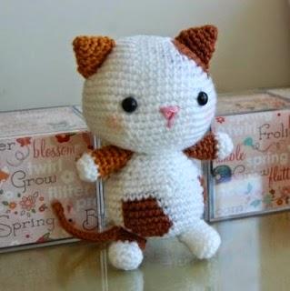 Free Amigurumi Crochet Patterns Blog : Cat Crochet Pattern Free Amigurumi Patterns Bloglovin