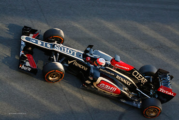 #13 Lotus F1 2013 Wallpaper