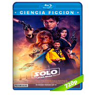 Han Solo: Una historia de Star Wars (2018) BRRip 720p Audio Ingles 5.1 Subtitulada