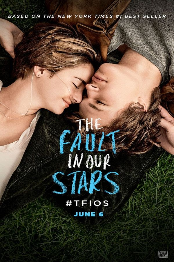 The Fault in Our Stars (2014) BRRip 480p 300MB