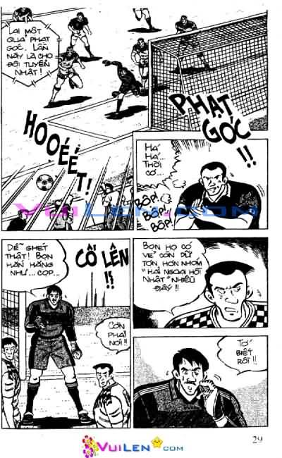 Jindodinho - Đường Dẫn Đến Khung Thành III Tập 56 page 29 Congtruyen24h