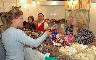 Chocolatarias da cidade venderão os mais deliciosos produtos derivados do cacau