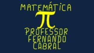Matemática Fernando Cabral