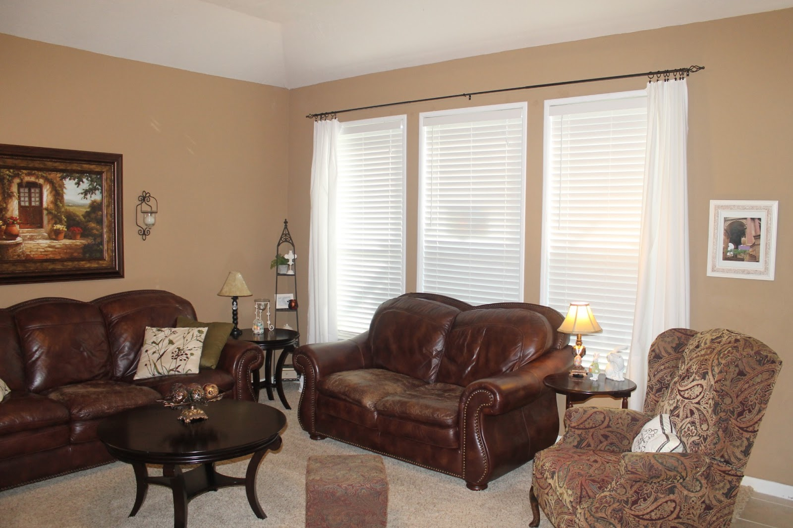 Family room curtains ideas - These