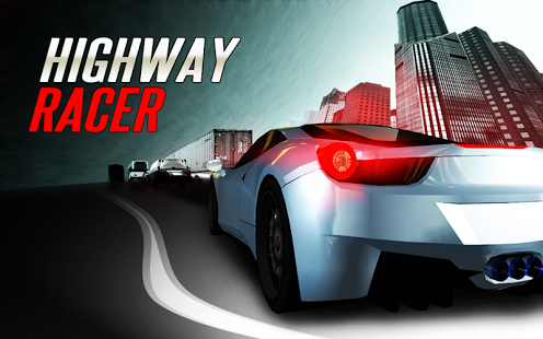 Higway Racer v1.07 (Unlimited Money) APK+DATA