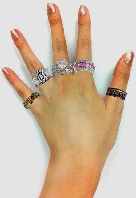 arti dan makna memakai cincin pada jari tangan