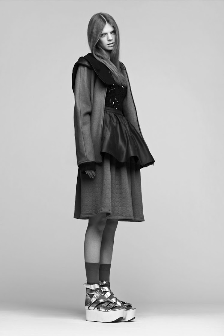 Come For Breakfast Autumn/Winter 2012/13 Women's Collection