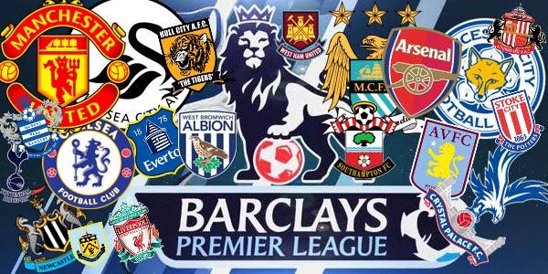 Hasil Pertandingan & Klasemen Sementara Liga Inggris