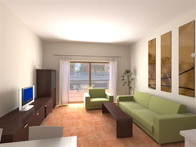 Living Room Designs for Small Houses