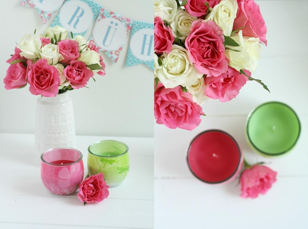 Glade, Blütenmeer, Frühlingswiese, Duftkerzen, Frühling, Frühlingsduft, Kerzen, Deko