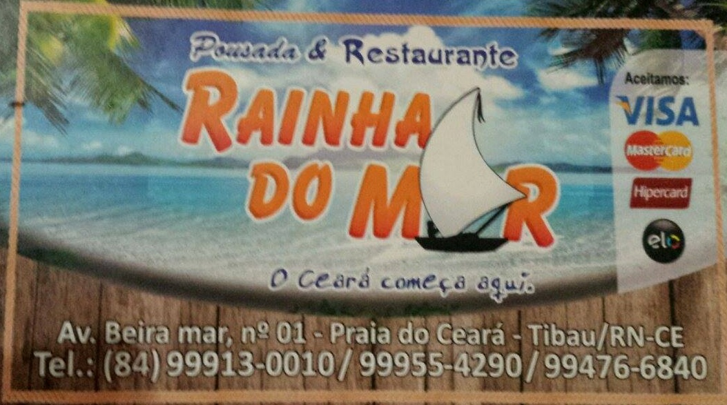 Pousada e Restaurante Rainha do Mar