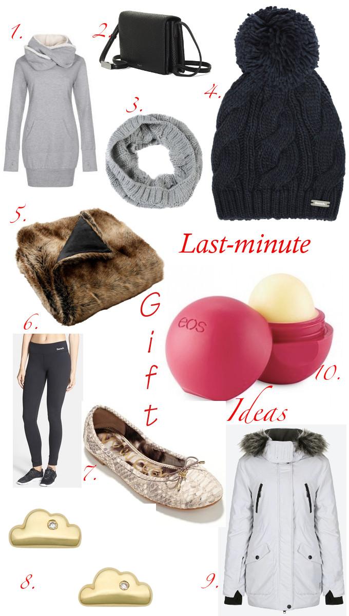 10 last-minute gift ideas