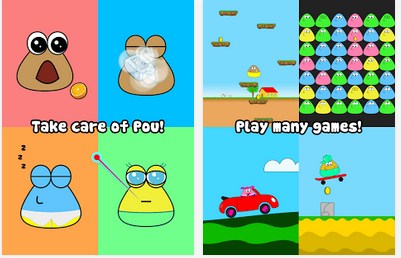 free download games pou for android
