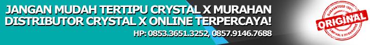 Agen Crystal X Malang