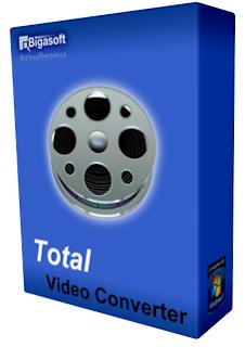 Bigasoft Total Video Converter v3.7-Chuyển đổi mạnh mẽ các định dạng âm thanh, Video