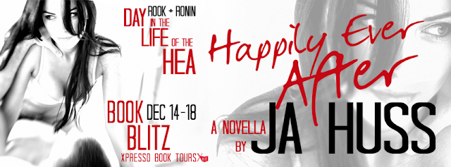 Blitz: Happily Ever After by JA Huss