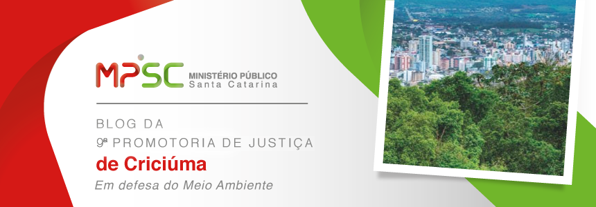9ª PROMOTORIA DE JUSTIÇA DE CRICIÚMA