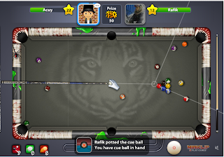 Cheat Garis 8 Ball Pool Terbaru 2013