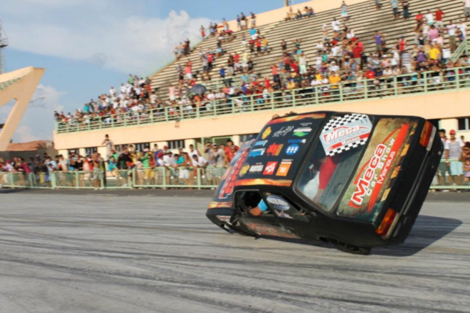 Deejay Daniel Meca Car Show Manaus - Meca car show