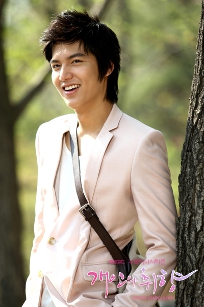 Lee Min Ho as Jion Ji Ho at Personal Taste