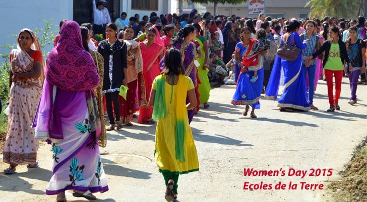 Ecoles De La Terre Journee De La Femme Organisee Par Ecoles De La