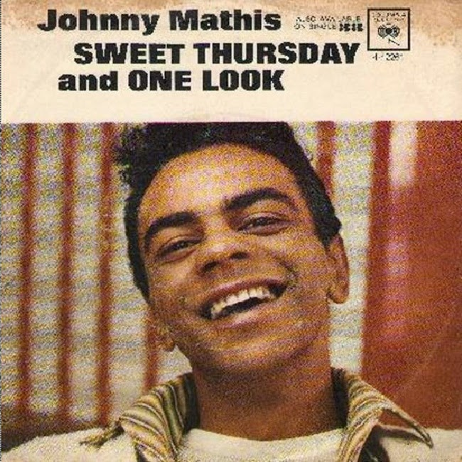 Johnny Mathis: Gina, una de las cientos de canciones