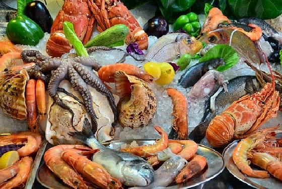 cretan seafood