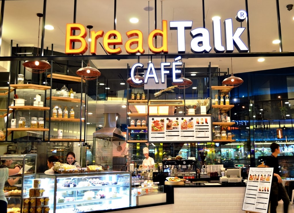 success of breadtalk Company in focus - breadtalk today, i'll start of this first session with a company named breadtalk success and passion.