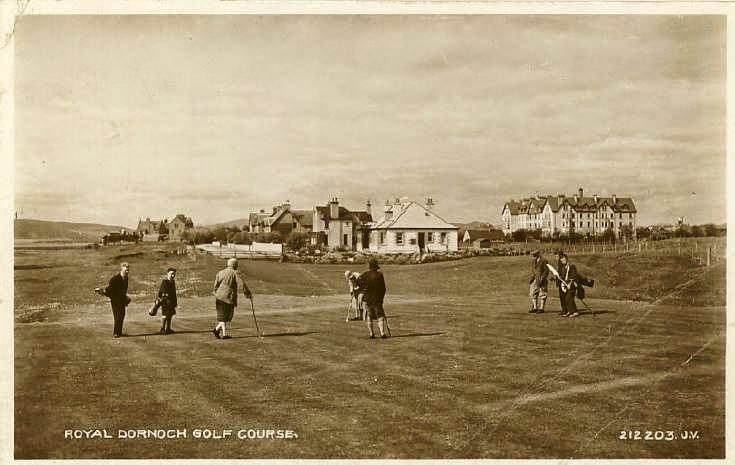Old Royal Dornoch Golf Club