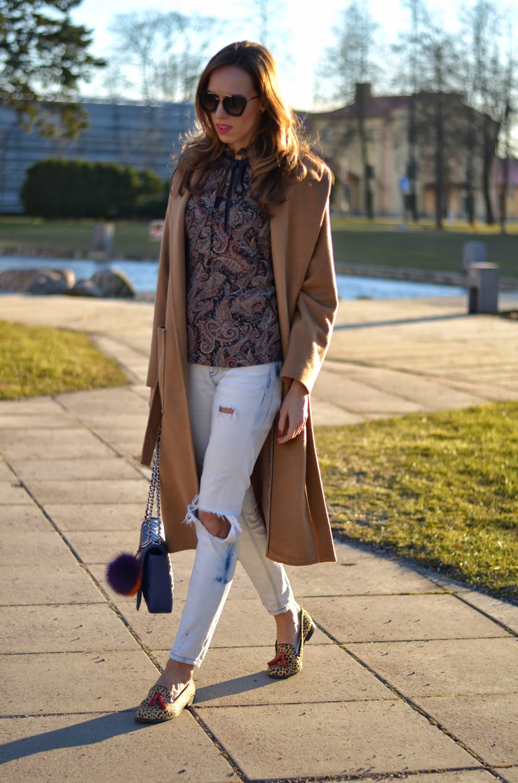 soft brown tone outfit spring kristjaana mere