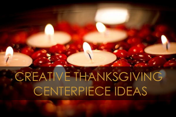 creative thanksgiving centerpiece