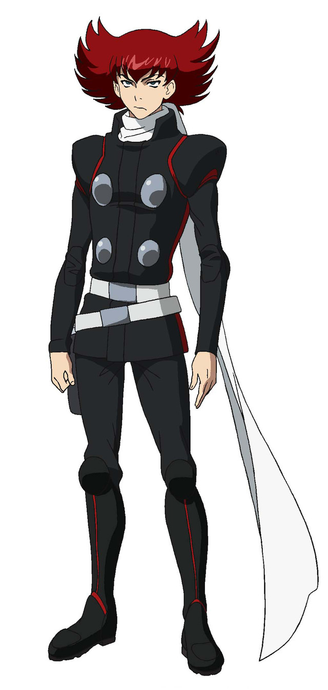 Cyborg 0014/Edward