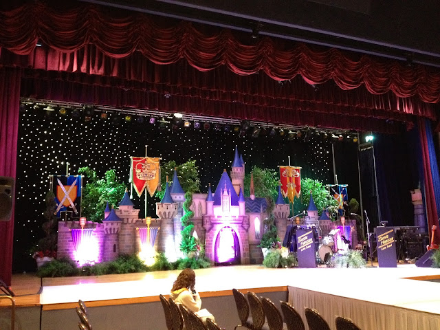 Disneyland Hotel Grand Ballroom Disneyland Grand Ballroom