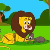 lion-mouse