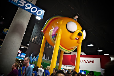Adventure Time SDCC