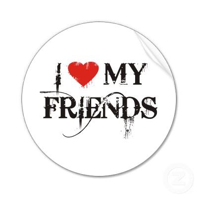 love to all my friends