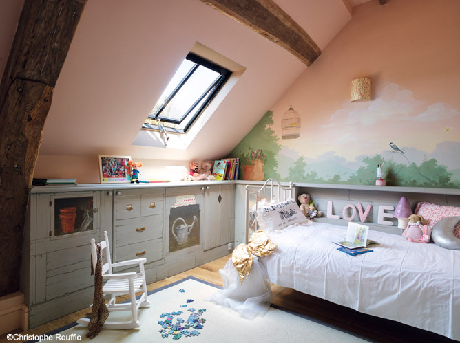 Twiggy and Lou: More rooms for Kids