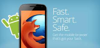 Firefox Browser v41.0.2 APK (Fast, Smart, and Safe)