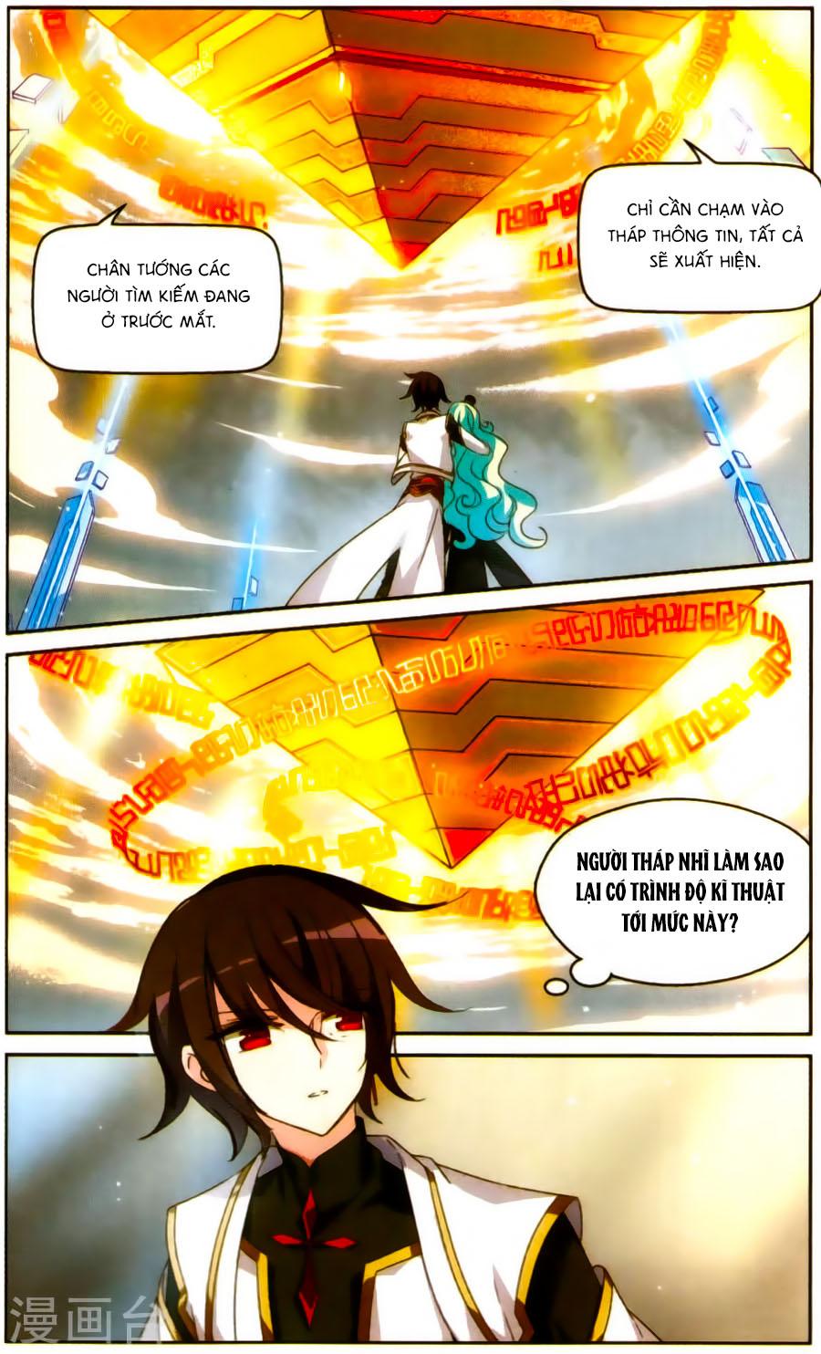 Xuyên Duyệt Tây Nguyên 3000 chap 206 Trang 9 - Mangak.info