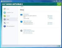 ESET NOD32 Antivirus Screenshot 2