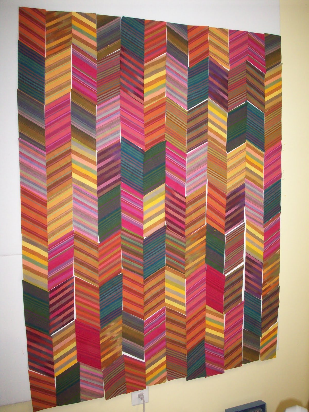 Quilting By Judith Design Wall