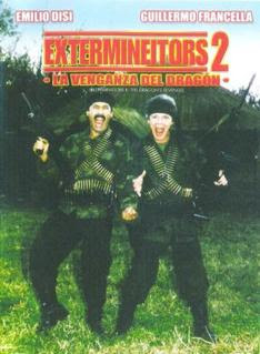 descargar Los Extermineitors 2: La venganza del dragón – DVDRIP LATINO