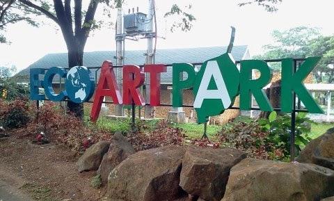 Taman Patung Dan Taman Bambu Ecoartpark