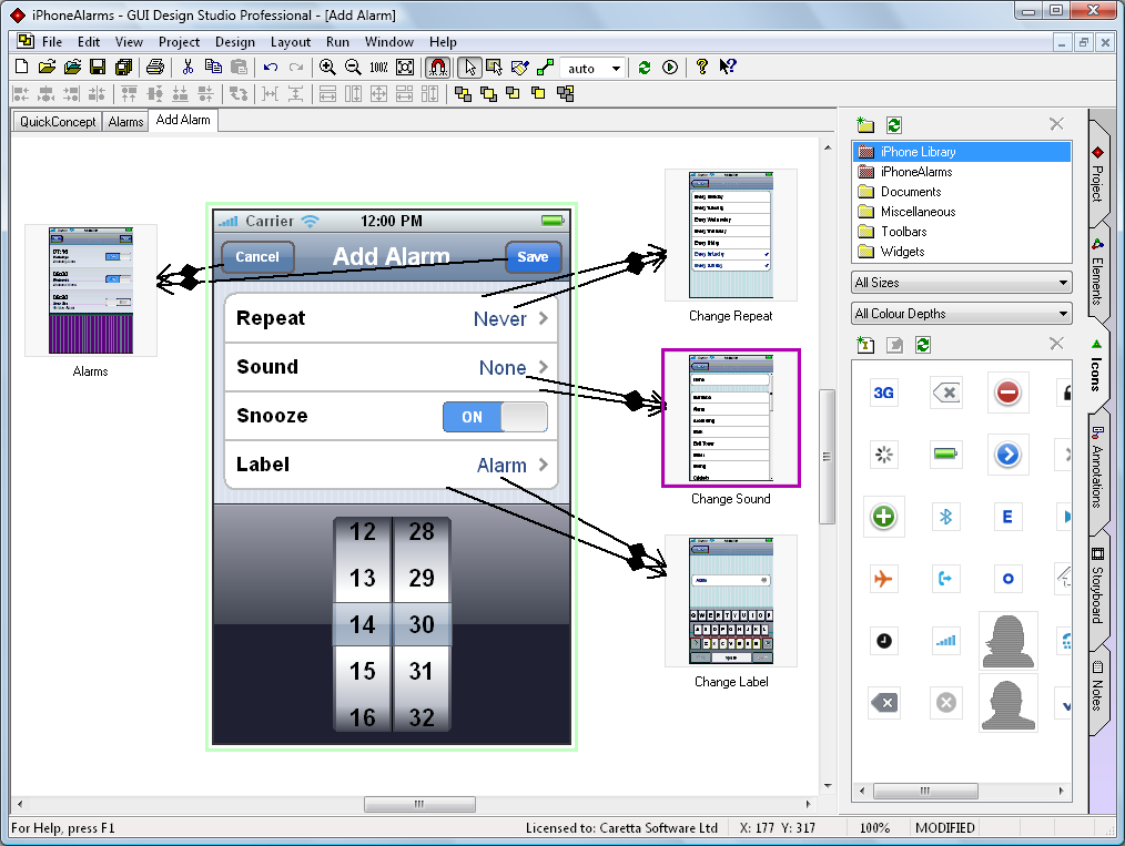 Free Download Gui Design Studio Professional 4