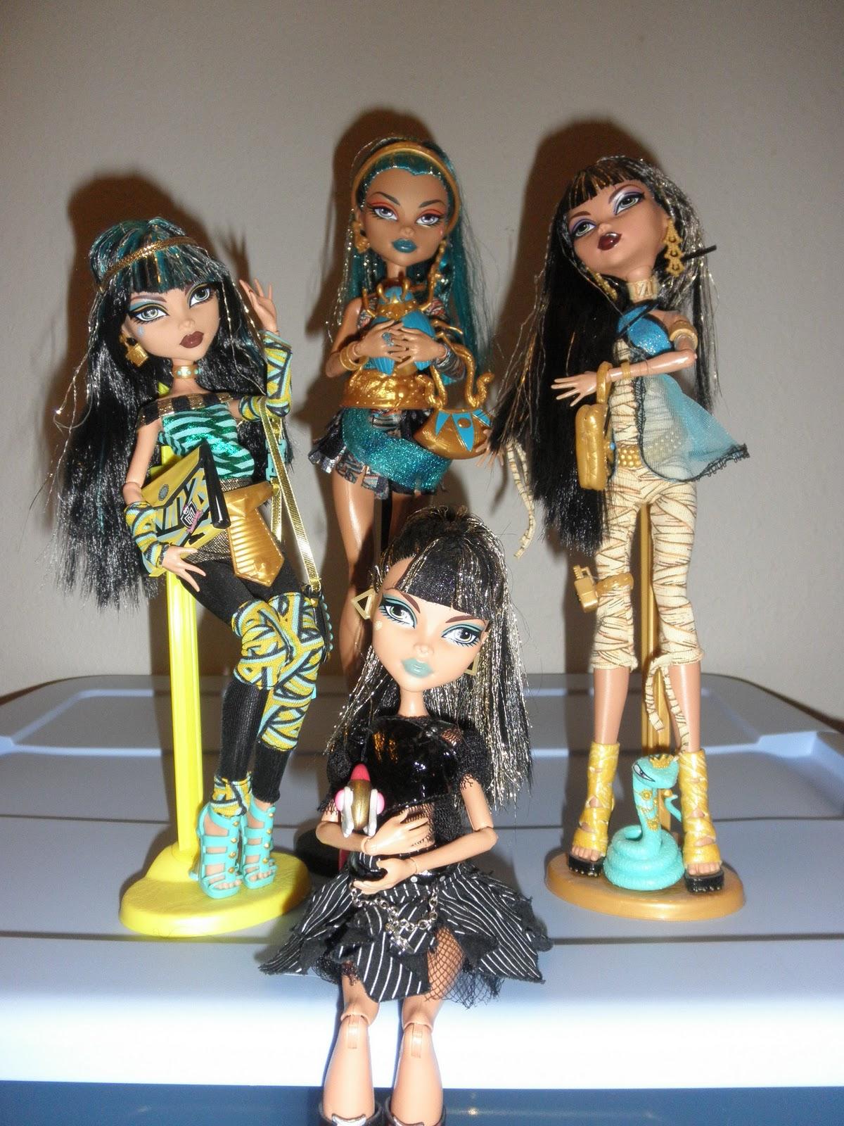 jupiter u0026 39 s closet  new monster high girls