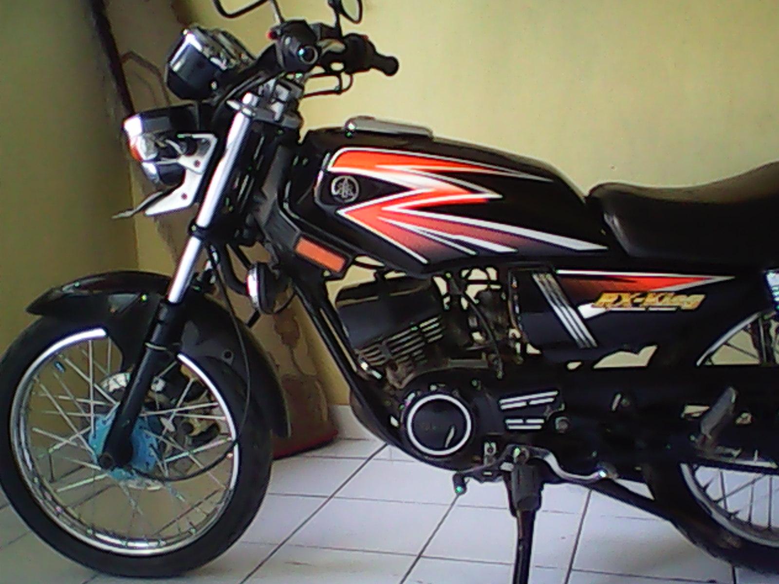 Bobok Knalpot Yamaha Byson