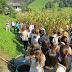 A favore della biodiversità. Nuove soluzioni: la coltivazione biointensiva del mais a Gandino. Le fotografie dell'uscita